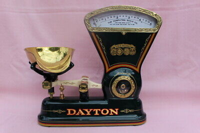 Dayton Model 167 5Lbs. Restored Candy, Tobacco, General Store Scale
