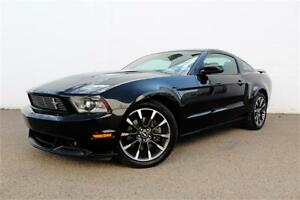 2011 FORD MUSTANG GT CALIFORNIA SPECIAL | CERTIFIED