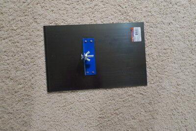 Blue Steel Walking Edger - 9 X 14 X 14 Radius - Concrete Tool