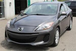 2013 Mazda Mazda3+A/C+FINANCEMENT RAPIDE