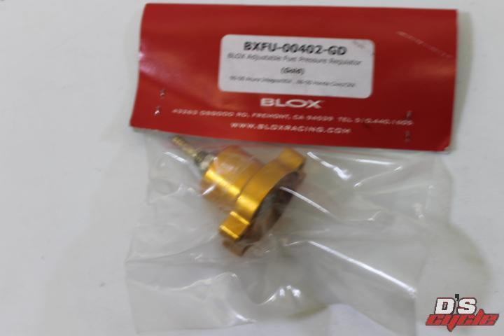 BLOX FUEL PRESSURE REGULATOR EG EK EF 88-00 CIVIC CRX INTEGRA S2000 NSX FPR GOLD
