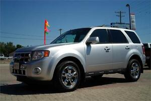2010 Ford Escape Limited 4WD **ONLY 105,000kms!**