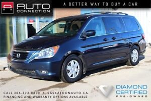 2010 Honda Odyssey ** LOW KM ** DVD ** POWER SLIDING DOORS **