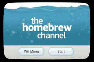 Wii Mods Homebrew Channel, USB Loader etc