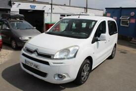 LHD 2012 Citroen Berlingo 1.6HDI Mulitspace 5 Door SPANISH REGISTERED