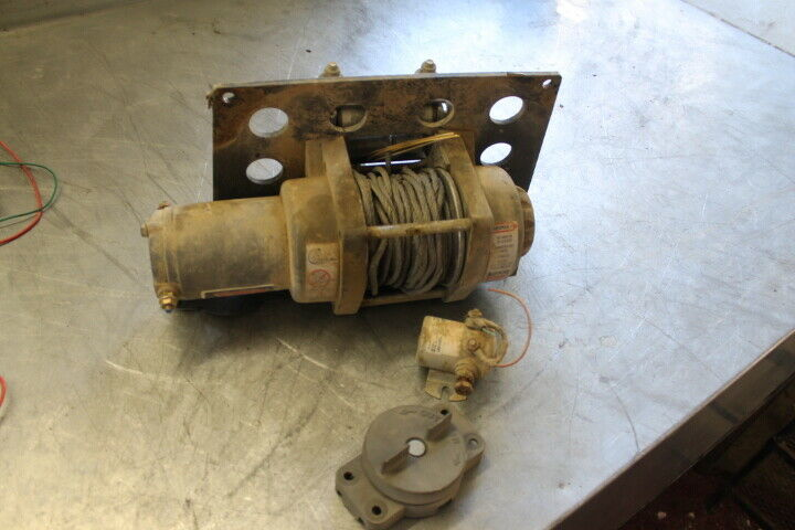 2001 Arctic Cat 500 A2000 2000lb Warn Winch Solenoid Relay