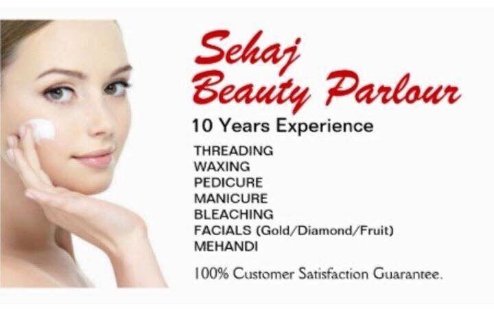 Sehaj Beauty Parlour Parafield Gardens Beauty Treatments Gumtree
