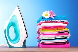The Ironing Service. Friendly, local and reliable.