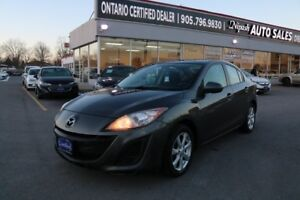 2011 Mazda Mazda3  CERTIFIED ALL MAINTENANCE DONE IN DEALER