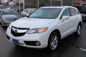 2014 Acura RDX Tech Pkg,NAVI,CAMERA,NO ACCIDENT,DEALER MAINTAIND