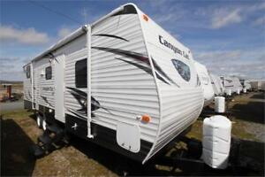2014 Canyon Cat 28' Bunks