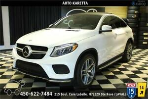 2016 MERCEDES GLE 350d 4MATIC COUPE SPORT AMG NAVI/LED/PANO/CAM
