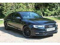 2013 AUDI A5 2.0 TDI 177 Black Edition