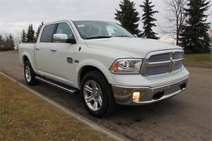 2017 RAM 1500 LONGHORN C/C CHECK OUT THE INTERIOR !!