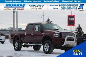 2006 Ford F-350 Harley Davidson Edition*SUNROOF,TOW PKG*