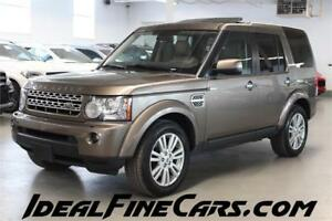 2011 Land Rover LR4 Navigation/HSE/Luxury
