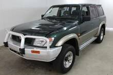 1998 Nissan Patrol Wagon dual fuel LPG Gas Hamilton Newcastle Area Preview