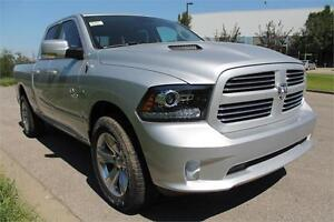 2016 RAM 1500 SPORT QUAD CAB WE HAVE A GREAT SELECTION! 16R16142