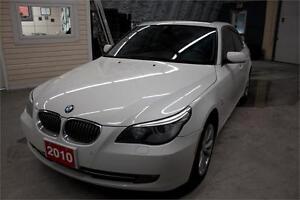 2010 BMW 5 Series 535i X-Drive