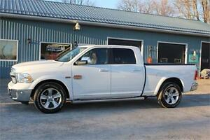 2015 Ram LONGHORN 4X4 Crew Cab *NAV, SUNROOF, AIR SUSPENSION*