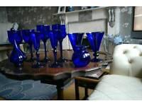 Bristol blue collection