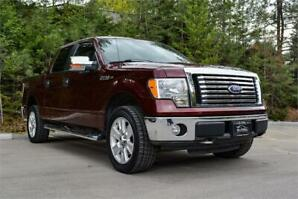 2010 Ford F-150 5.4L V8 XLT SuperCrew| BC Local |2 Sets of Tires