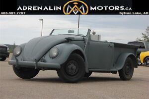1958 Volkwagen Beetle