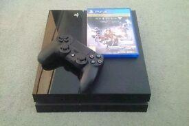 PlayStation 4 2TB + Destiny