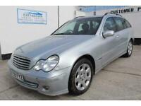 2005 Mercedes-Benz C Class 2.1 C220 CDI Elegance SE 5dr Estate Diesel Automatic