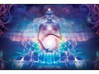 Crystalline Body and New Earth meditation