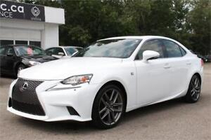 2014 Lexus IS 250 AWD F Sport