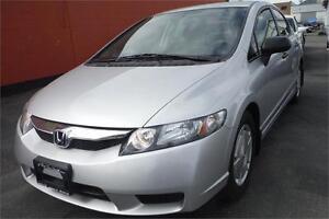 2010 Honda Civic Sdn DX-G