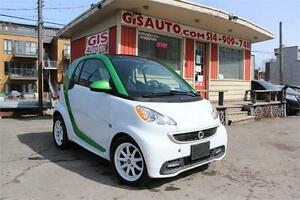 2014 smart fortwo electric drive Passion NAVI CRUISE TOIT PANO