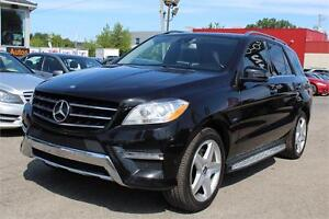2012 MERCEDES ML350 4MATIC/AWD NAVIGATION, CAMERA,TOIT PANORAMIC