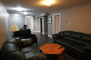 1 Bdrm Fully Furnished Basement Suite - Utilities Included