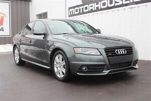 2011 Audi A4 2.0T 30 Years of quattro Edition
