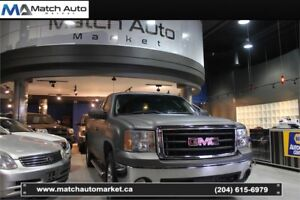 *Safetied* 2007 GMC Sierra 1500 SLE *4WD* *Voice Command*