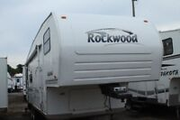 2004 Forest River Rockwood Fifth Wheel