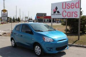 2015 Mitsubishi Mirage ES PLUS *GREAT ON GAS *WARRANTY