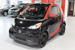 Smart fortwo SHARP RED 2013