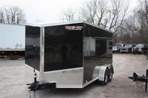Discovery 7X14 Enclosed Cargo Trailer CONTRACTOR SALE!