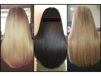 Human remy hair Extensions - With 11 years experience. fully insured and qualified