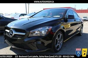 2014 MERCEDES-BENZ CLA250 4MATIC/AWD, TOIT, CAMERA, GARANTIE MB