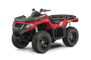 2018 Textron OFF Road Lineup ATV's & SxS Starting as low as $29
