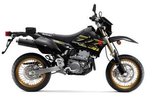 2018 Suzuki DR-Z400SM-Factory Order- No Payments For 1 Year**
