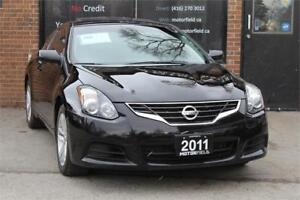 2011 Nissan Altima 2.5S Coupe *ONE OWNER, ACCIDENT FREE, LOADED*