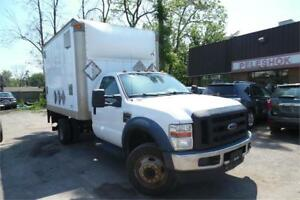 2009 Ford Super Duty F-450 Box Truck