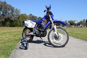 Yamaha WR450F 10 months rego Parramatta Parramatta Area Preview