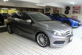 Mercedes-Benz A180 1.8CDI ( 109ps ) BlueEFFICIENCY 7G-DCT 2013MY AMG Sport