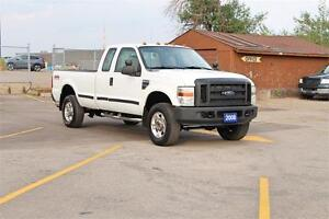 2008 Ford F-350 4X4 8FT|Certified|E-Tested|2 Year W